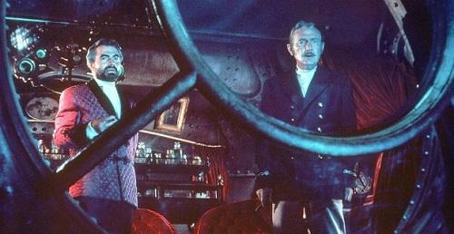 ネモ船長とアロナクス教授1