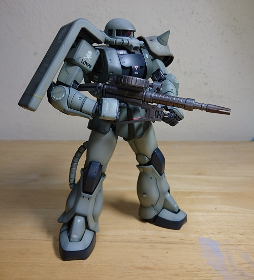 MGザク1