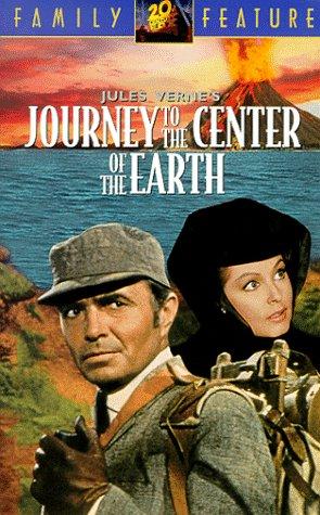 地底探検1959年