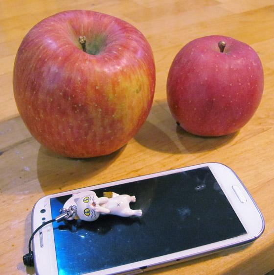 ふじりんご比較
