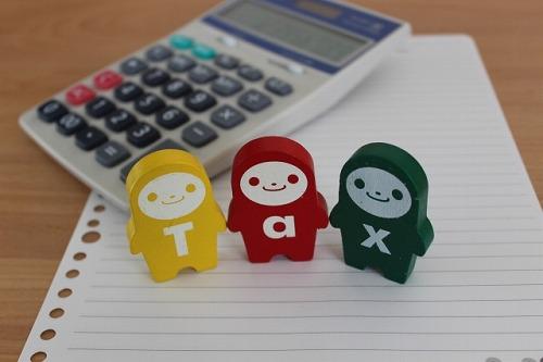 電卓 レポート用紙 Tax
