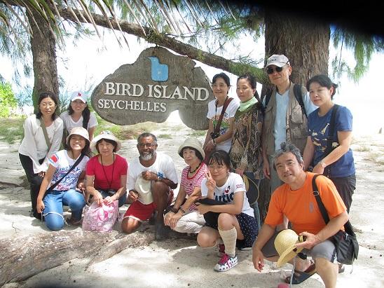 IMG_0759京都教員訪問団一行(バード島)