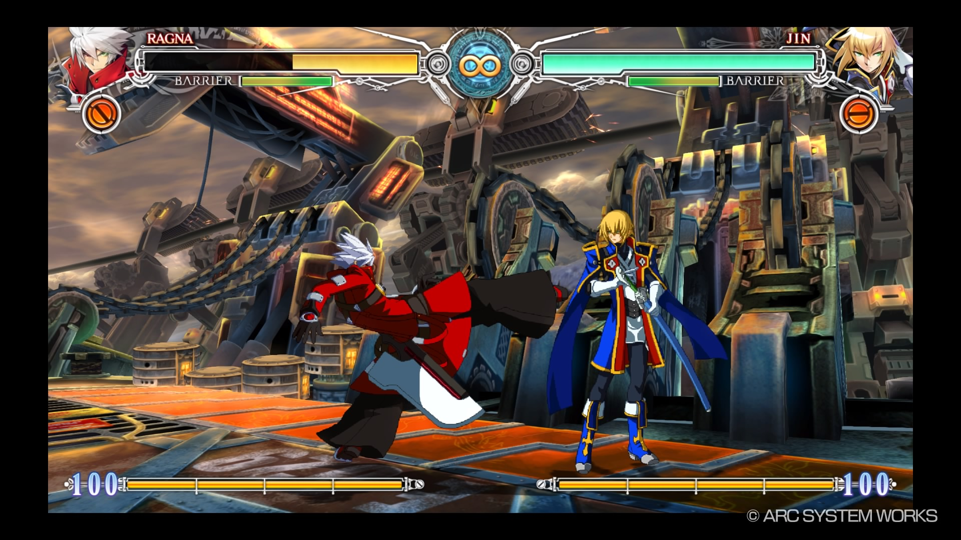BLAZBLUE CENTRALFICTION 体験版_20160910021849