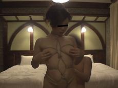 【無修正】【3/3】調教願望 ~執拗なニ穴責めに金切り声をあげる着物婦人~ 大西香奈子