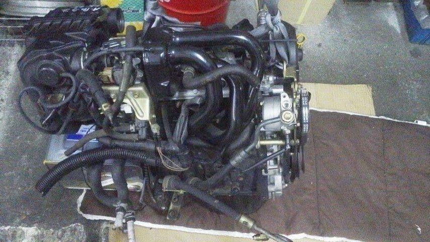 中古エンジン