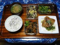 夕食20151126