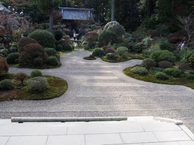龍潭寺庭園1