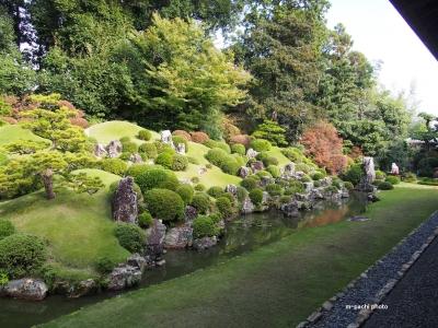 龍潭寺 庭園2
