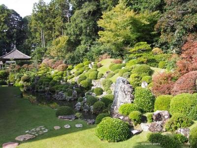 龍潭寺庭園3