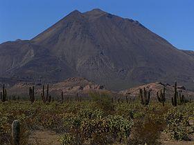 メキシコ 山