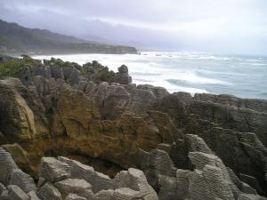 ニュージーランド プナカイキ