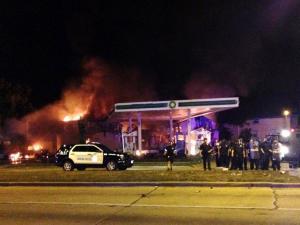 ウィスコンシン州 黒人暴動