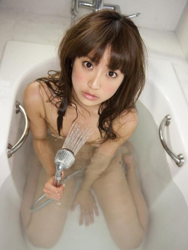 入浴中の画像