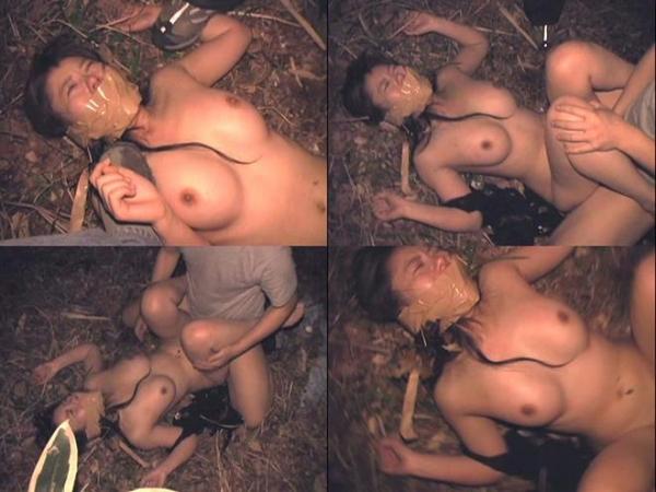 強姦レイプ画像 14