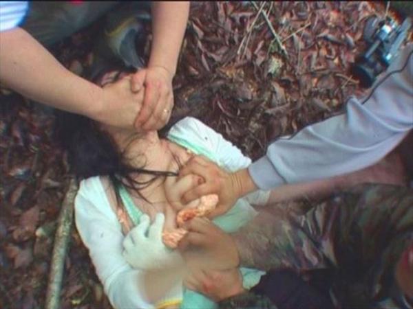 強姦レイプ画像009