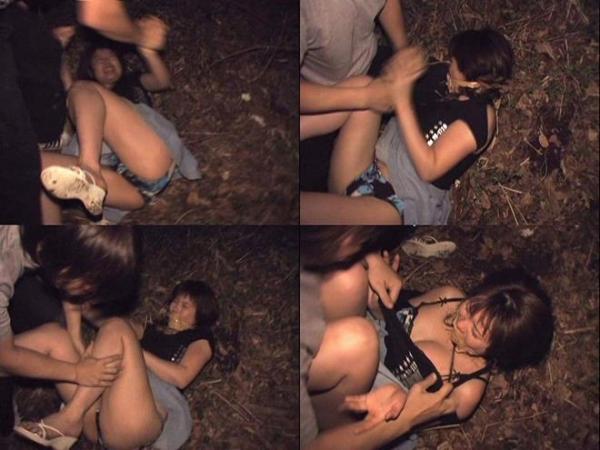 強姦レイプ画像029