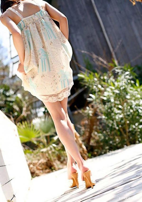 生足で魅せるハイヒール画像 34