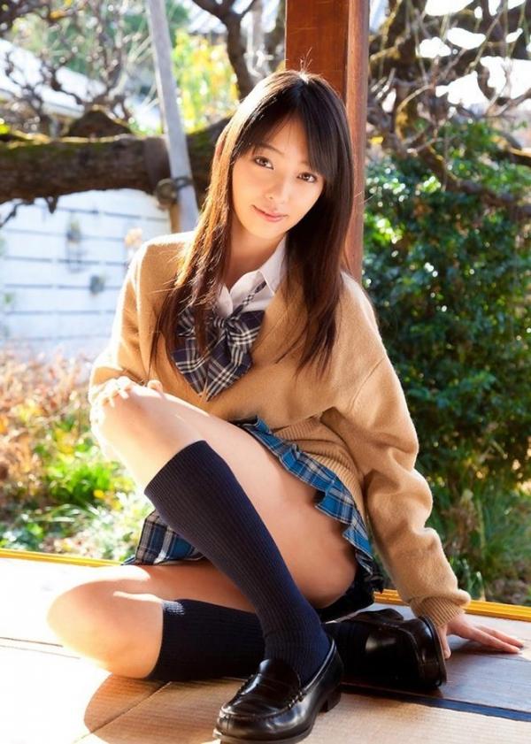 制服のスカート画像 26