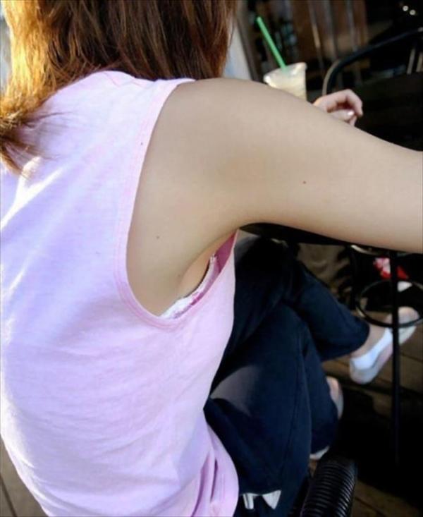 腋フェチ画像 19