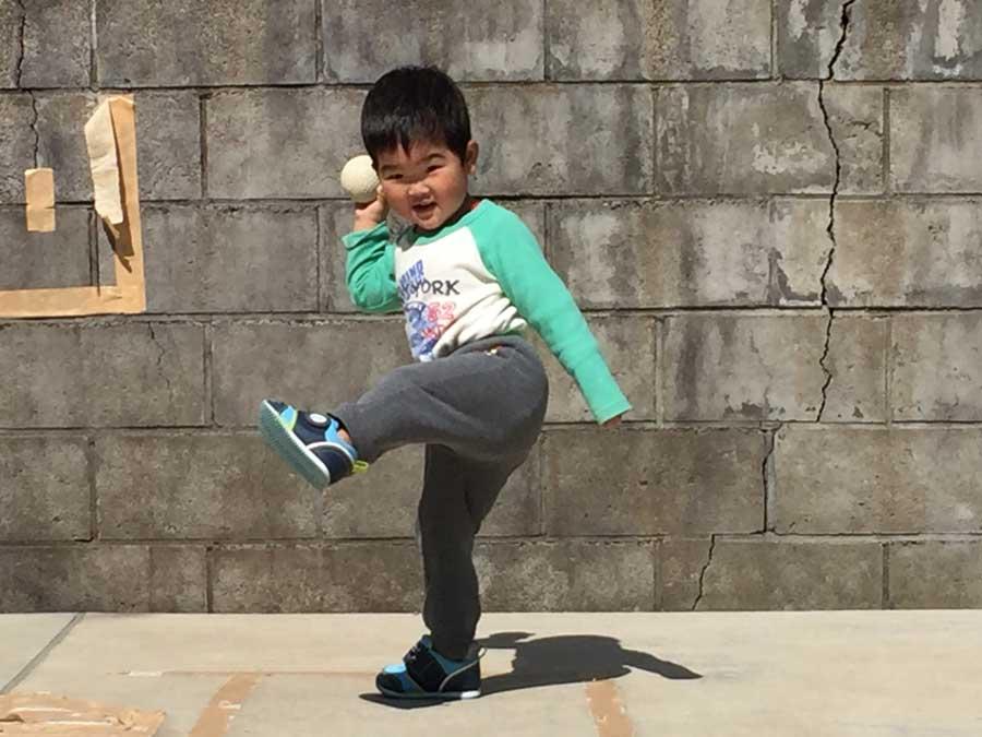 2歳児野球00