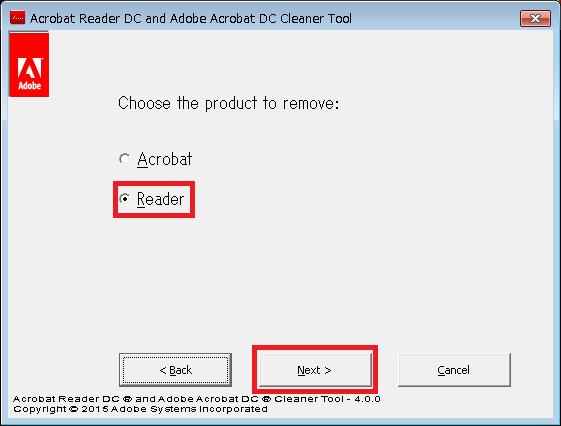 AdobeAcroCleaner_DC2015プログラム画面4