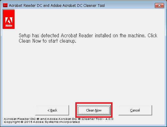 AdobeAcroCleaner_DC2015プログラム画面5