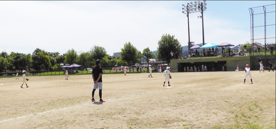 20160710_学童野球越前市部夏季大会2回戦01