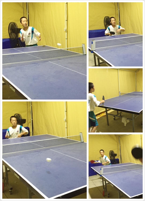 20160809_卓球練習