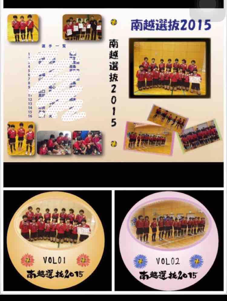 2016.03.17 バレーボールチームDVD制作