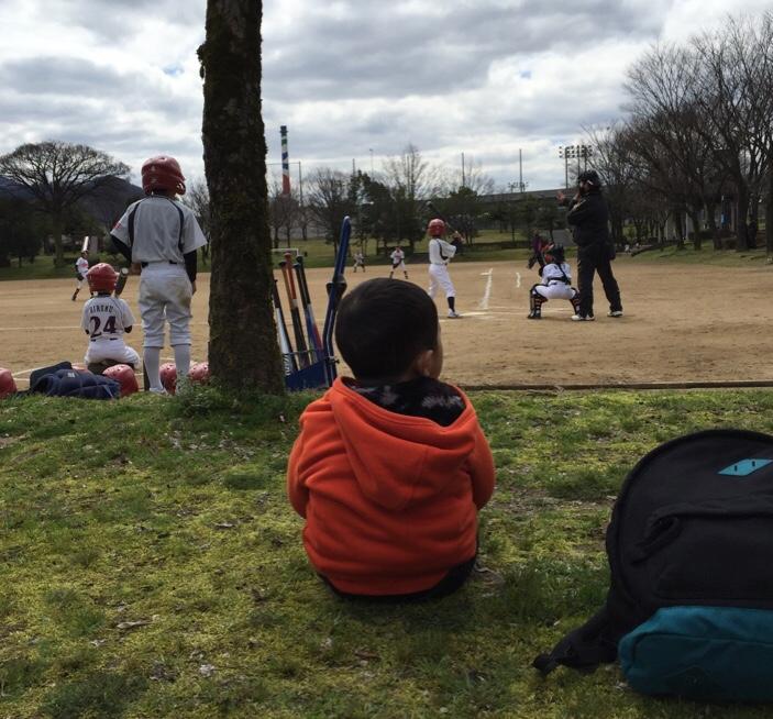 2016.03.21 少年野球ジュニア練習試合02