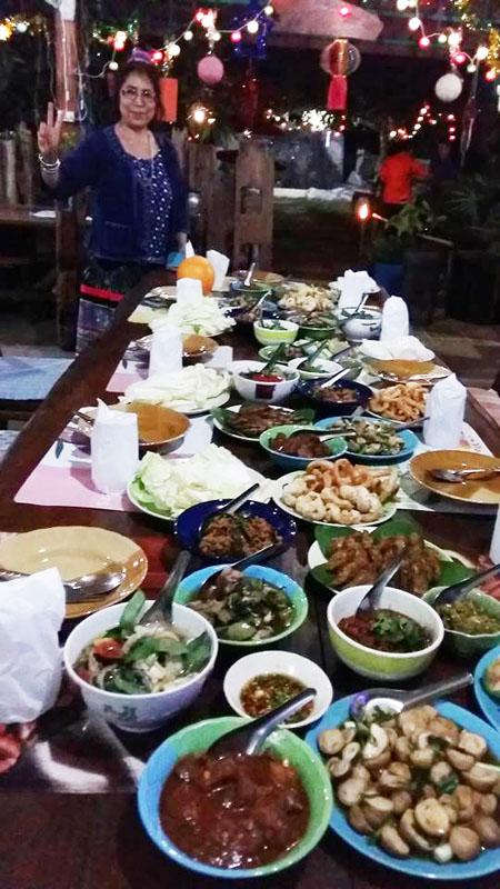 北タイ料理!