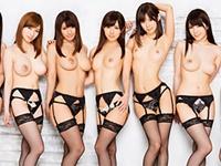 【完全主観】美乳!巨乳!爆乳!最強美人7姉妹とハーレム同棲性活