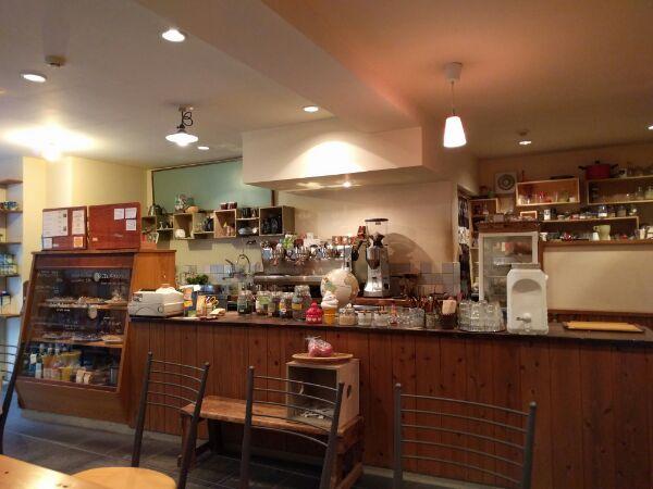 Cafe Phalam キッチン