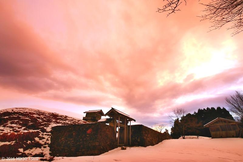 絶景探しの旅 - 0008 加賀の国一向一揆の山城 (鳥越城)
