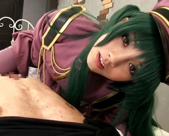 あの世界的有名な歌姫がニーハイソックスで足コキ抜きの脚フェチDVD画像1