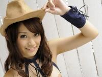 AKB48の大島優子に激似の朝田ばななに2穴同時挿入中出しセックス