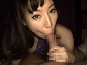 【瀬田奏恵】自宅にセフレに押しかけられ夫がいるのに隙をみてSEXを要求され感じまくる淫乱若妻