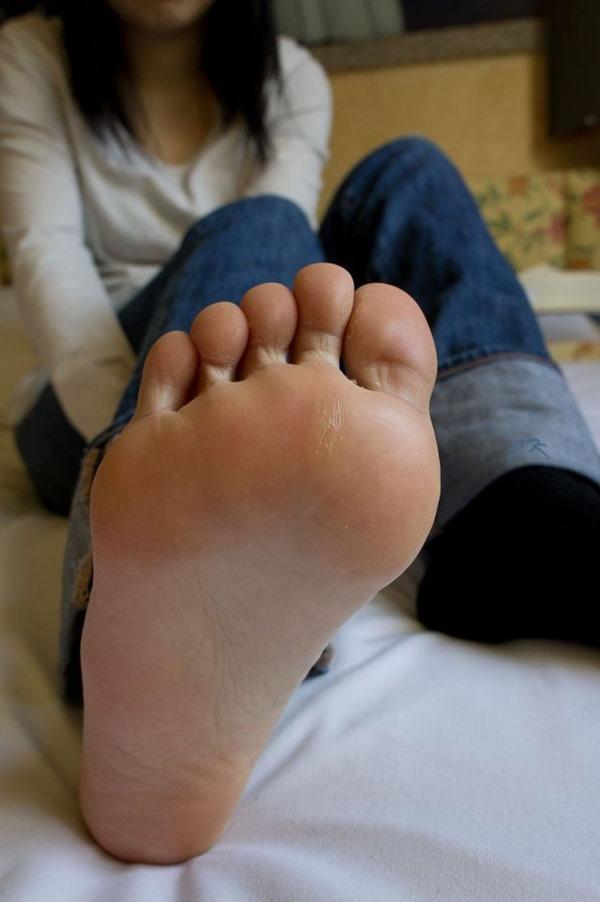 足の裏エロ画像18