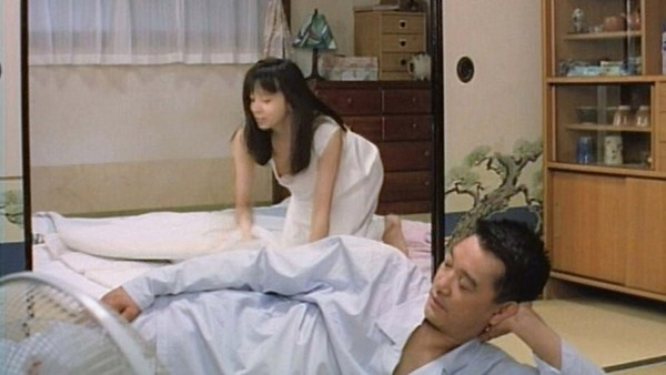 山口智子の乳首ヌード画像1