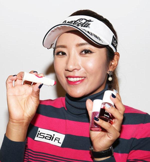 女子ゴルファー韓国イ・ボミ選手20