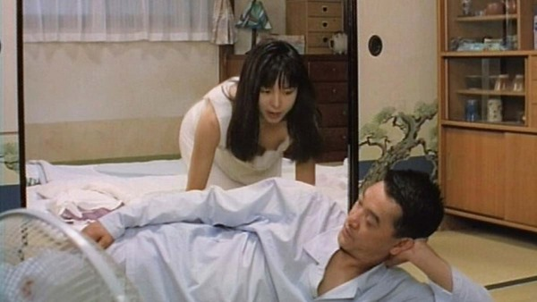 山口智子の乳首ヌード画像3