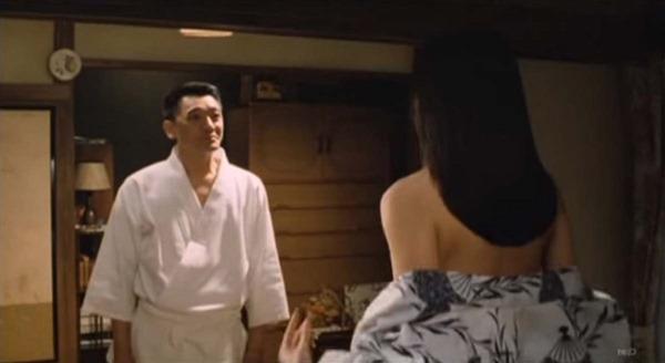 山口智子の乳首ヌード画像7