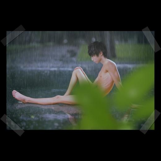 梅雨 ヌード