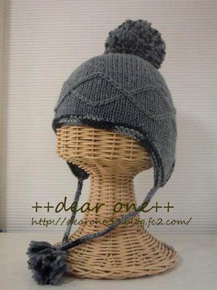 耳当て付きベビーニット帽151205_6