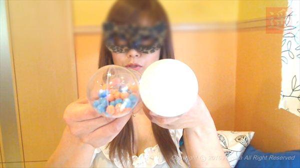 自撮りオナマガ MOVE a Ball plus 電マ&ディルド Vol.02