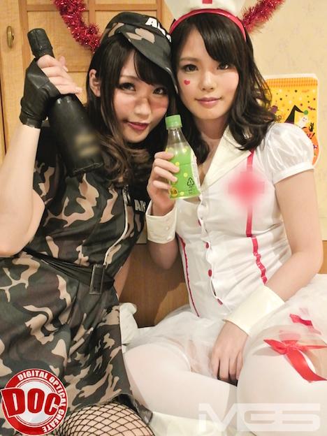 【新作】ハロウィンナンパ2015in渋谷 ~浮かれたシロウト娘大収穫祭~ 1
