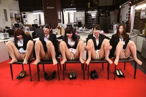 第33回王様ゲーム SOD女子社員5名を独りで堪能できる!濃密ハーレムリクエストSP