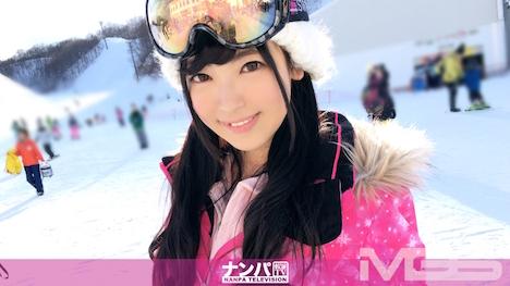 【ナンパTV】スキーナンパ 01 in 湯沢 はるな 20歳 アイドル研修生 1