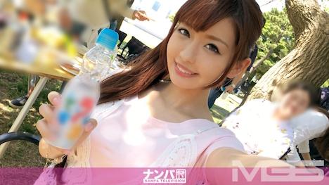 【ナンパTV】BBQ(バーベキュー)ナンパ 01 in お台場 メイ 21歳 ガールズバー店員 1