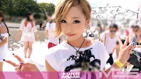 【ナンパTV】泡フェスナンパ 01 in 大阪 ジュリ 21歳 テレアポ 1